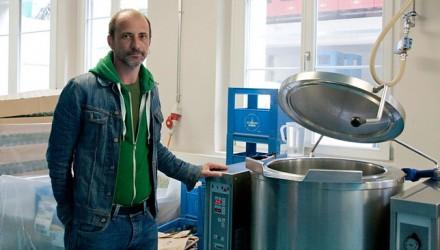 Nominiert 2013: Le Sirupier de Berne's Sirup