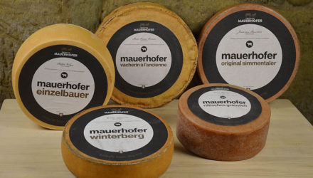 Fromage Mauerhofer Burgdorf