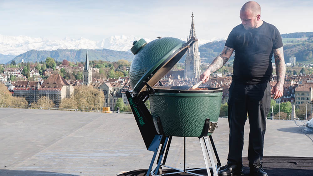 ROOFTOP Grill im Kursaal Bern
